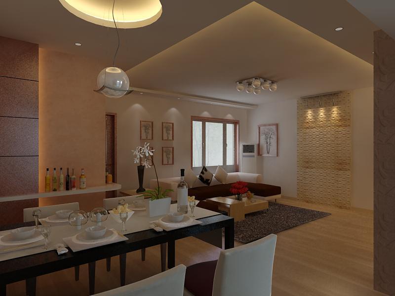 living room 1054 3d model max 122432