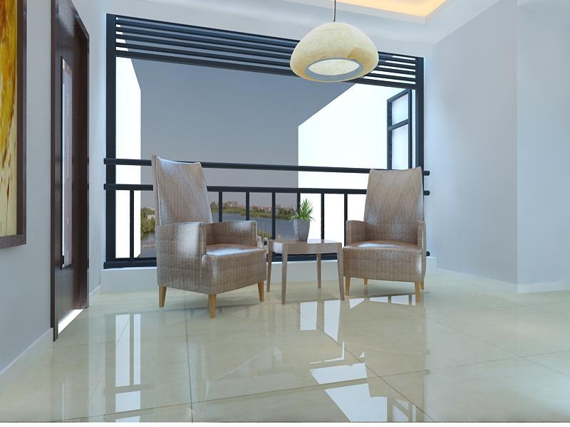 living room 1055 3d model max 122434