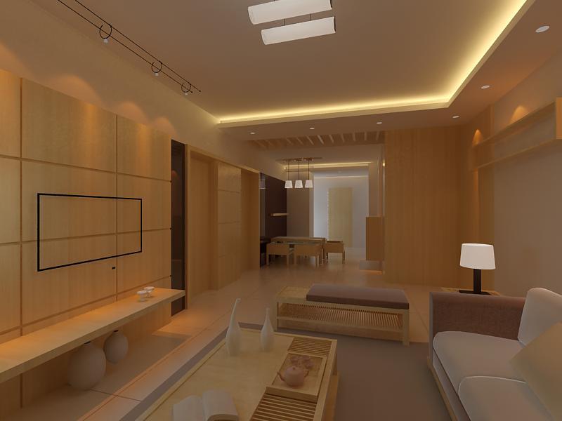 living room 1057 3d model max 122438