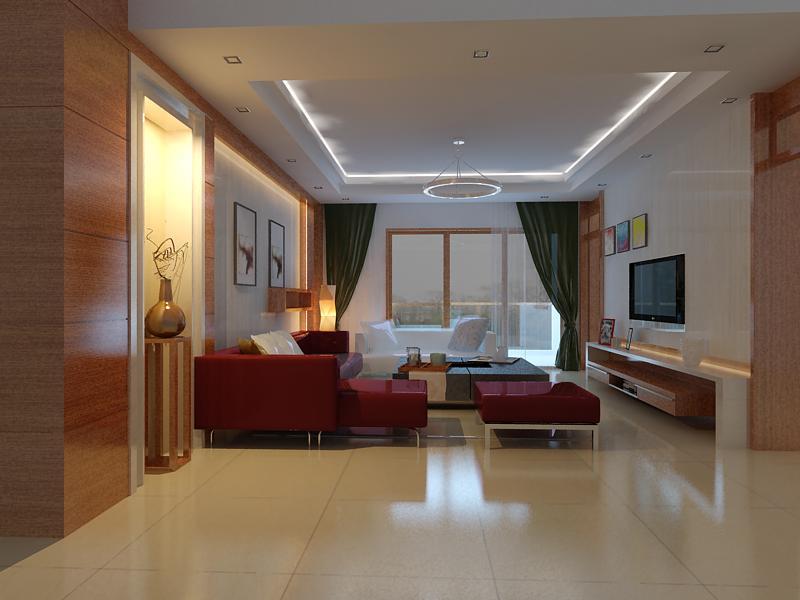 living room 1058 3d model max 122440