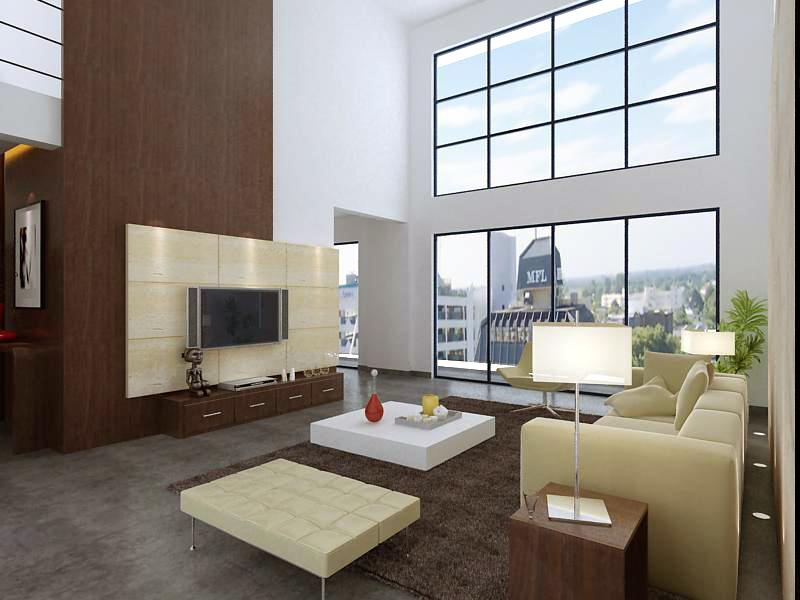 living room 1063 3d model max 122450