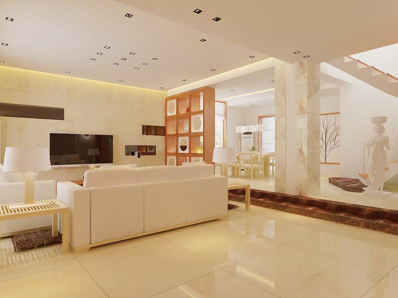 living room 1066 3d model max 122456