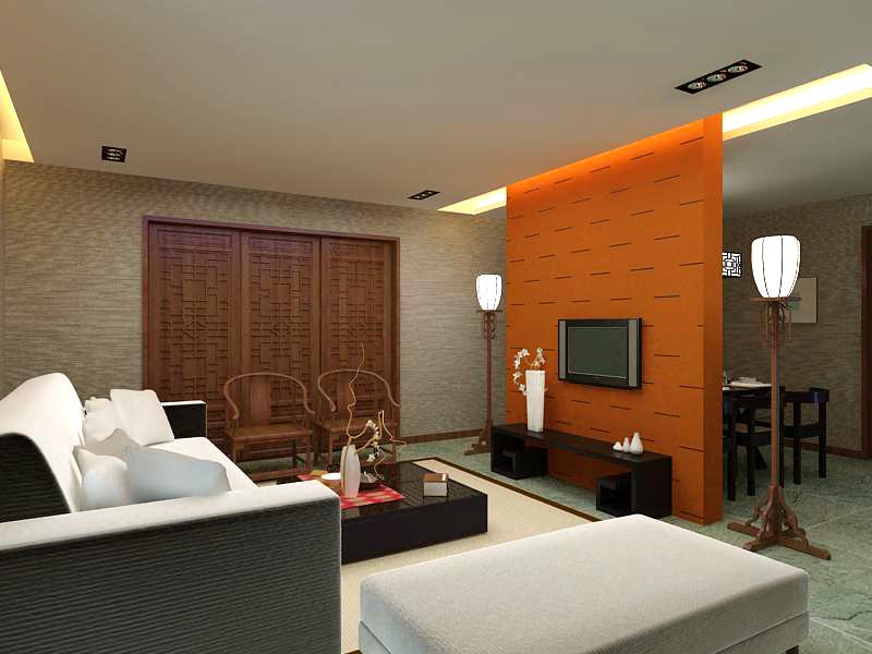 living room 1071 3d model max 122466