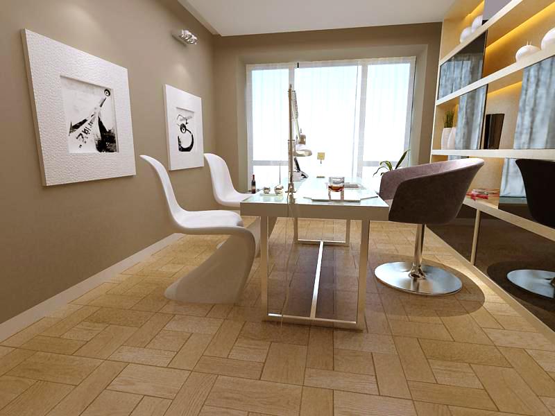 living room 1076 3d model max 122476