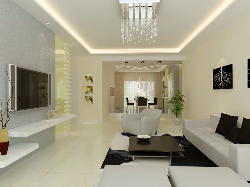 living room 1083 3d model max 122490