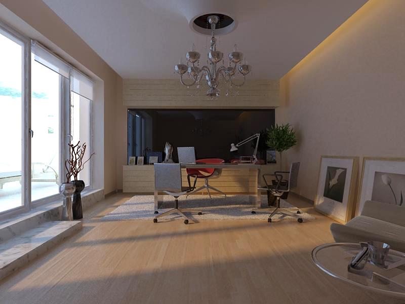 living room 1090 3d model max 122504