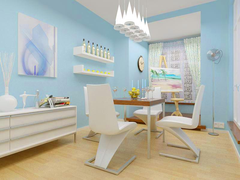 living room 1094 3d model max 122512