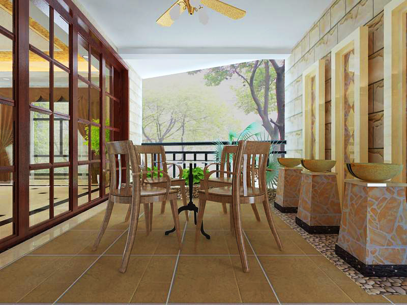 living room 1098 3d model max 122520