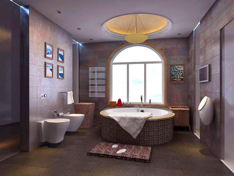 living room 1104 3d model max 122532