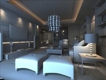 living room 13 3d model max 94406
