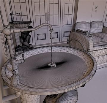 living room 17 3d model max 94429