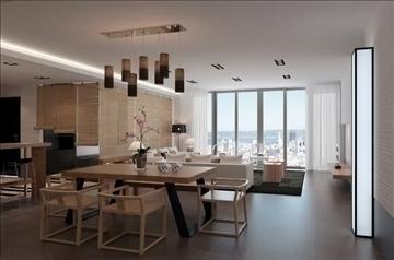 living room -2 3d model max 98866