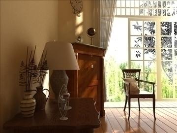 living room 22 3d model max 94470