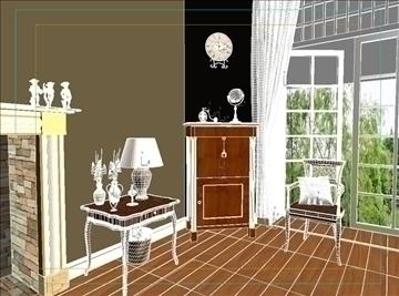 living room 22 3d model max 94471