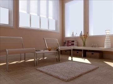living room 23 3d model max 94616