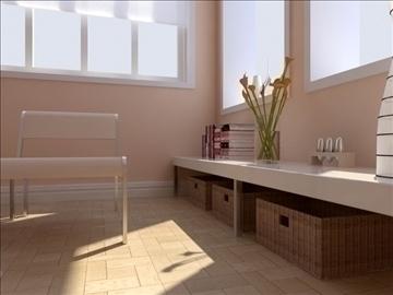 living room 23 3d model max 94617