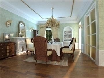 living room 28 3d model max 98559