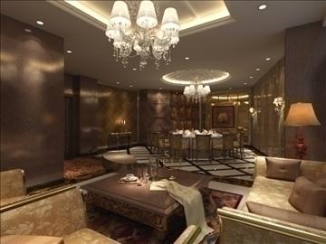 living room 32 3d model max 98578