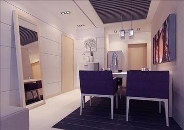 living room 35 3d model max 98588