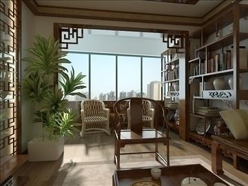 living room 38 3d model max 98598