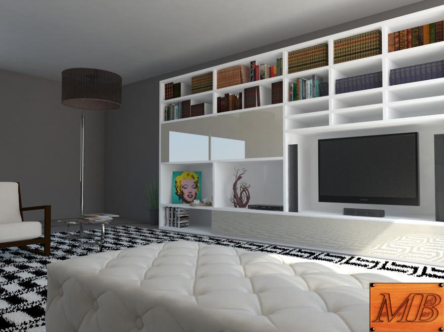 living room 3d model max fbx c4d obj 163408