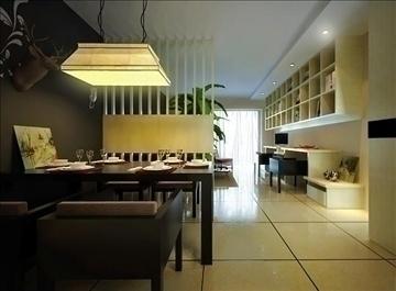 living room 40 3d model max 98602