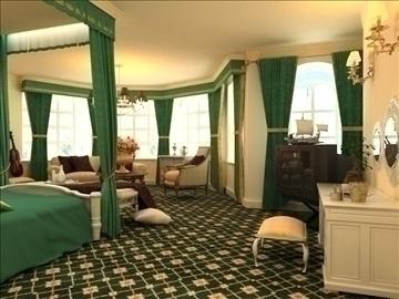 living room 43 3d model max 98608