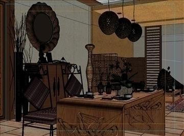 living room 44 3d model max 98613