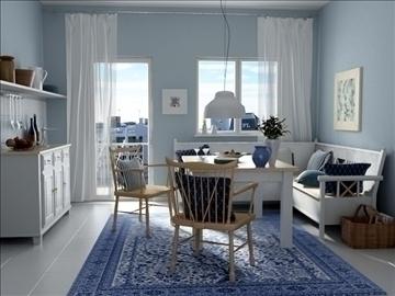 living room 46 3d model max 98616