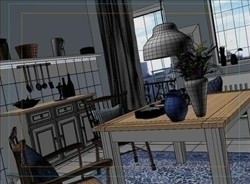 living room 46 3d model max 98619