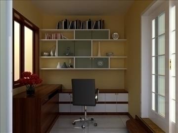 living room 48 3d model max 98622