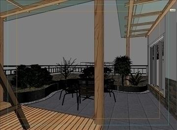 living room 49 3d model max 98626