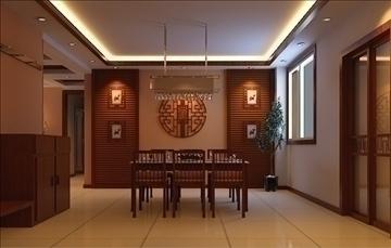 living room 53 3d model max 98635