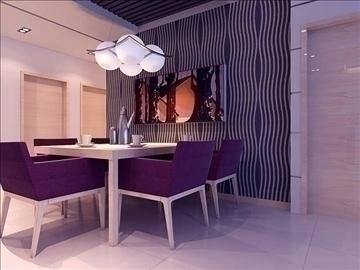 living room 55 3d model max 98648