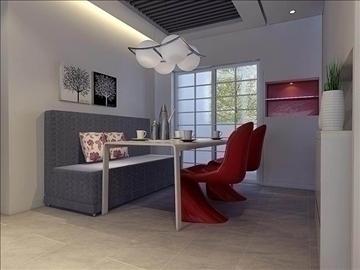 living room 56 3d model max 98711