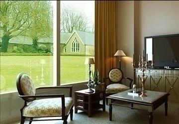 living room 69 3d model max 98838