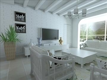 living room 77 3d model max 99819