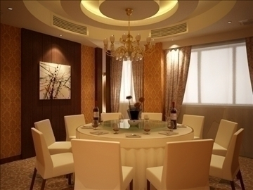 living room 82 3d model max 104981