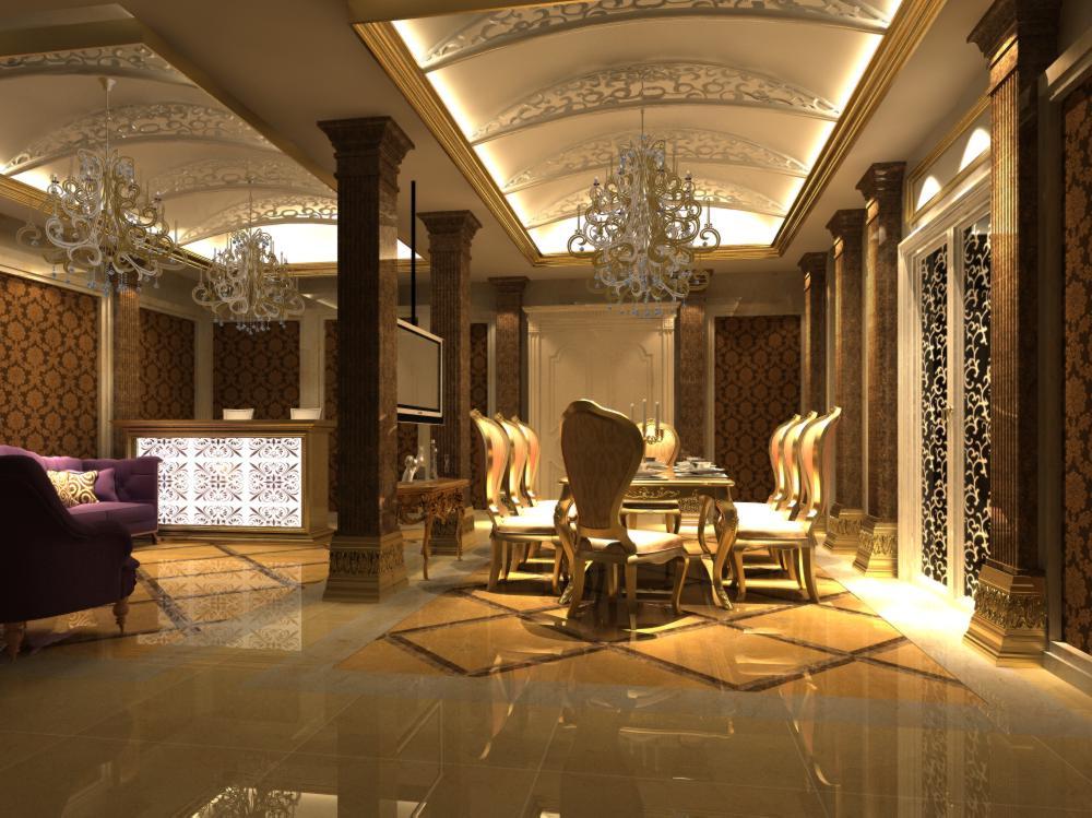 living room scene 067 3d model max 136733