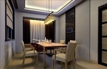 living room011 3d model 3ds max 83630