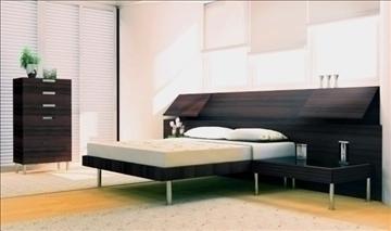 living room043 3d model 3ds max 83740