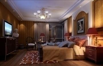 living room051 3d model 3ds max 83853