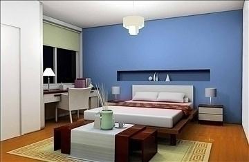 living room078 3d model 3ds max 83914