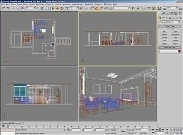 living room078 3d model 3ds max 83917