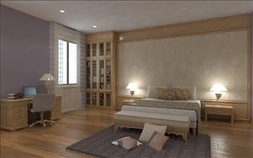 living room157 3d model max 84273