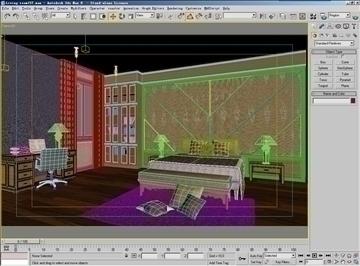living room157 3d model max 84274