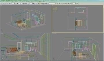 living room357 3d model 3ds max 94182