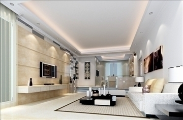 Living Room 95 ( 63.01KB Jpg By 3Design ) Part 90