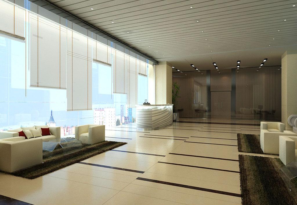 lobby 012 3d model max 136746