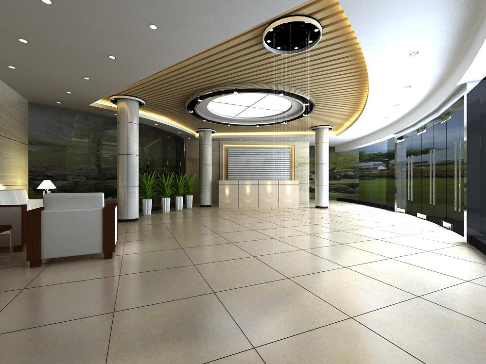 lobby 079 3d model max 143061